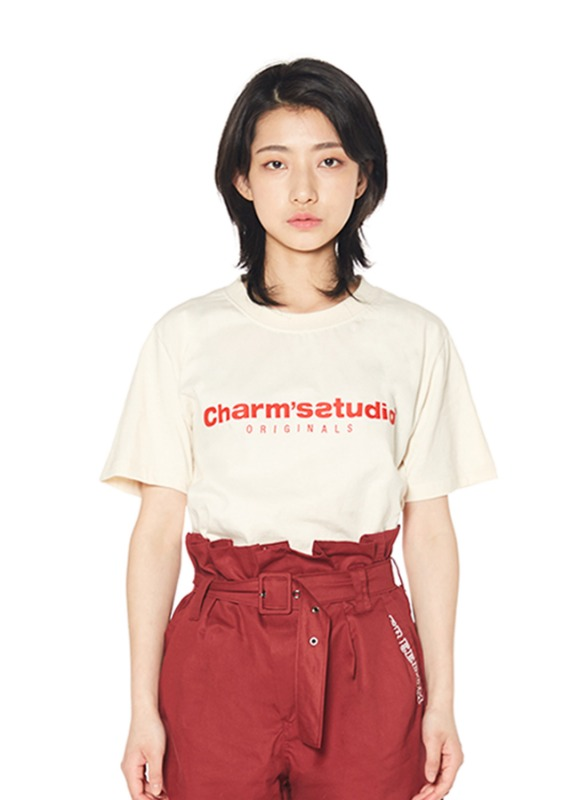 CHARMS STUDIO BASIC LOGO T_IV